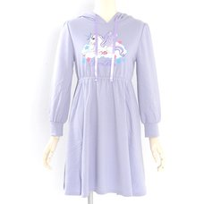 E Hyphen World Gallery BonBon Unicorn Paker Dress