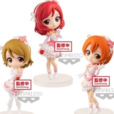 Q Posket Petit Love Live! First-Year Students