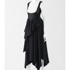 Ozz Croce Asymmetrical Jumper Skirt