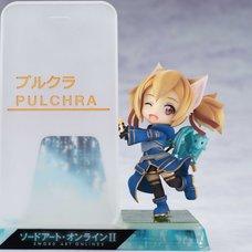 Bishoujo Character Collection Smartphone Stand No. 09: Sword Art Online II Silica (Re-run)
