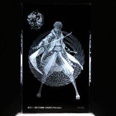Touken Ranbu -Online- Tsurumaru Kuninaga Premium Crystal w/ Serial Number