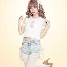 Swankiss Babydoll Top