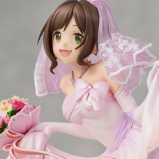 THE IDOLM@STER CINDERELLA GIRLS Miku Maekawa: Dreaming Bride Ver. Limited Edition 1/7 Scale Figure
