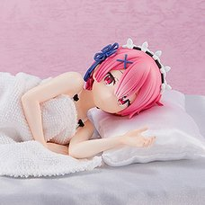 Re:Zero -Starting Life in Another World- Ram Sleeping Together Ver. 1/7 Scale Figure
