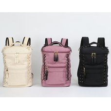 Honey Salon Front Lace-up Backpack