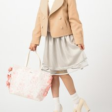 LIZ LISA 2016 Fukubukuro: Rose Ribbon Tote Casual Set