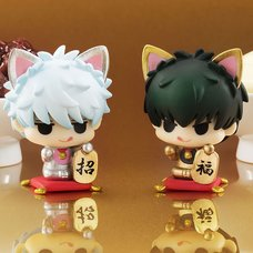 Petit Chara Land Gintama Fortune Cat 2018 Box Set
