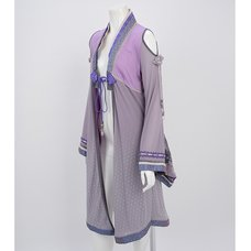 Ozz Oneste Shippo Pattern Kimono Sleeve Cardigan