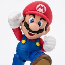 S.H.Figuarts Super Mario Bros. Mario: New Package Ver.