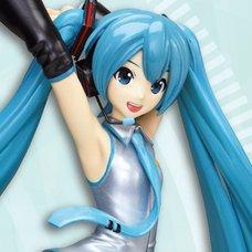 Hatsune Miku: Project DIVA Arcade Future Tone Hatsune Miku: Diva 10th Anniversary Ver. Super Premium Figure