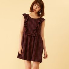 Honey Salon Mini Ruffled Dress