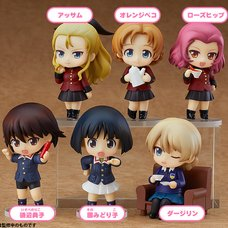 Nendoroid Petite: Girls und Panzer 03 Box Set