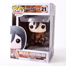POP! Animation Mikasa Ackermann | Attack on Titan