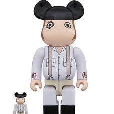 BE@RBRICK A Clockwork Orange Alex 100% & 400%
