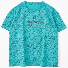 Miku Lucky☆Orb Blue T-Shirt