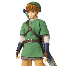Real Action Heroes No. 622: Link | The Legend of Zelda: Skyward Sword