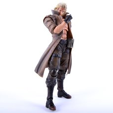 Play Arts Kai Liquid Snake