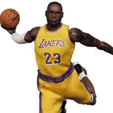 Mafex LeBron James