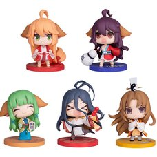 Fox Spirit Matchmaker Chibi Figures Box Set