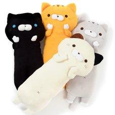 Sasurai no Tabineco Mikemura-san Hug Pillows