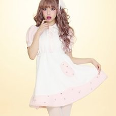 Swankiss Cotton Candy Dress
