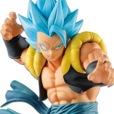 Dragon Ball Super Masterlise Super Saiyan Blue Gogeta Figure