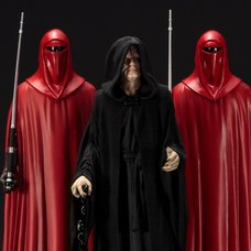ArtFX+ Star Wars Emperor Palpatine & Royal Guard Set