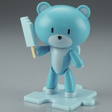 HGPG 1/144 Gundam Build Fighters Petit'Gguy Sodapopblue & Icecandy