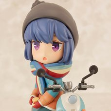 Laid-Back Camp Rin Shima Non-Scale Figure