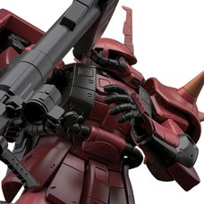 RG 1/144 Mobile Suit Gundam MSV MS-06R-2 Johnny Ridden's Zaku II
