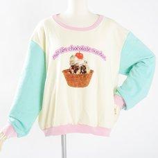 milklim Cupcake Sweatshirt