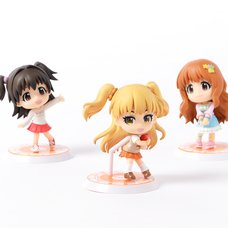 Chibi Kyun Chara THE IDOLM@STER CINDERELLA GIRLS ~Passion Visual~