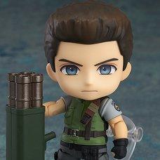 Nendoroid Resident Evil Chris Redfield
