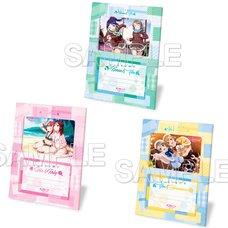 Love Live! Sunshine!! Nakayoshi Photo Stand w/ Bromide Collection Vol. 7