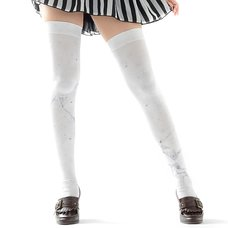 Zettairyoiki Concrete Thigh-High Tights