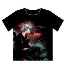 Evangelion Yoshiyuki Sadamoto Kaworu Photo T Shirt