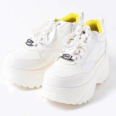 YOSUKE 2015SS Platform Low Cut Sneakers