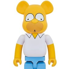 BE@RBRICK The Simpsons Homer Simpson 1000%