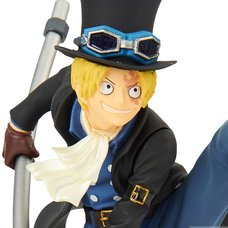 One Piece Banpresto World Figure Colosseum 2 Vol. 8: Sabo