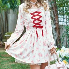 LIZ LISA Cat Cherry Dress
