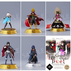 Fate/Grand Order Duel Figure Collection Box Set (Eighth Release)