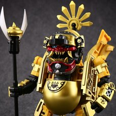 Dirty Man Ver. Hideyoshi 1/12 Scale Transformable Toy