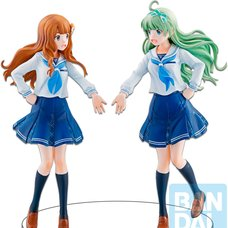 The Idolm@ster Million Live! Clearsky Non-Scale Figure Set
