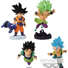 Dragon Ball Super World Collectable Diorama Vol. 4