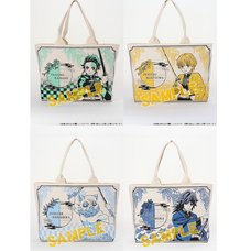 Demon Slayer: Kimetsu no Yaiba Large Tote Bag Collection