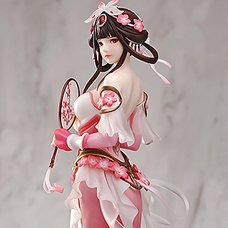 King of Glory Zhen Ji: Peony Pavilion Ver. 1/7 Scale Figure