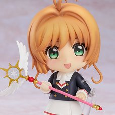 Nendoroid Cardcaptor Sakura: Clear Card Sakura Kinomoto: Tomoeda Junior High Uniform Ver.