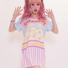 galaxxxy Popcorn Dress