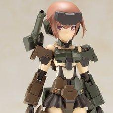 Frame Arms Girl Gourai Type 10 Plastic Model Kit w/ LittleArmory