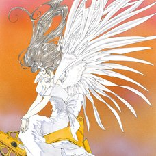 Kousuke Fujishima Signed Limited Edition Framed Oh My Goddess! Primagraphie Art Print: Creator's Fingertip